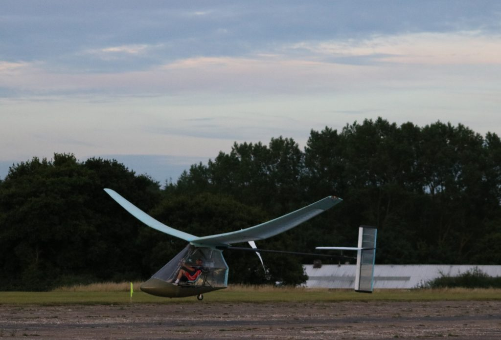 human impulse hpa aerocycle