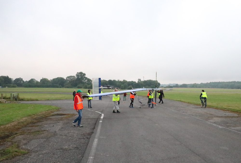 human impulse hpa vol competition lasham