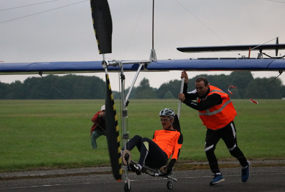 human impulse hpa vol lasham competition